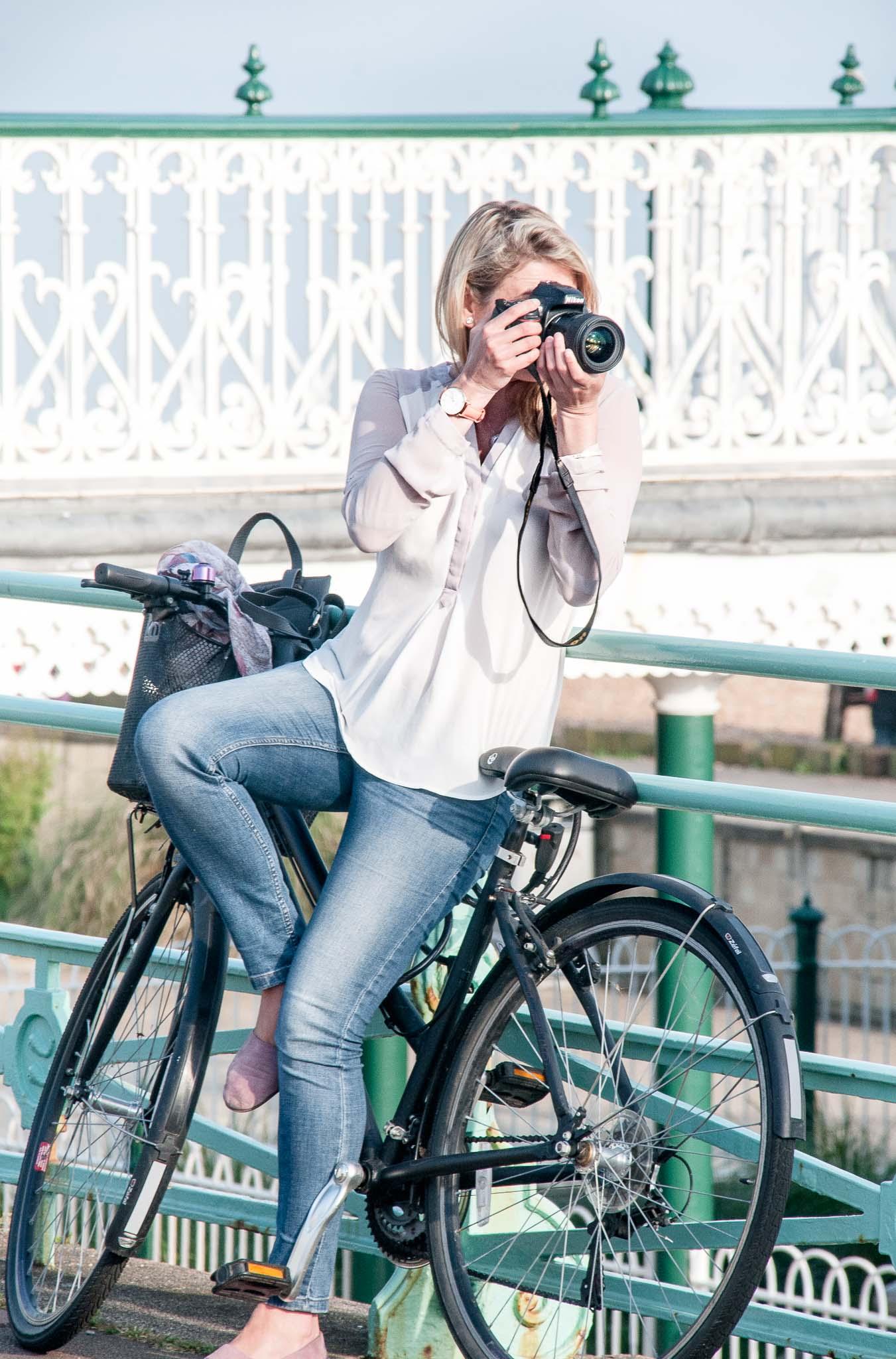 Personal Brand Portrait Photographer base in London & Brighton - Magdalena Smolarska Photography
