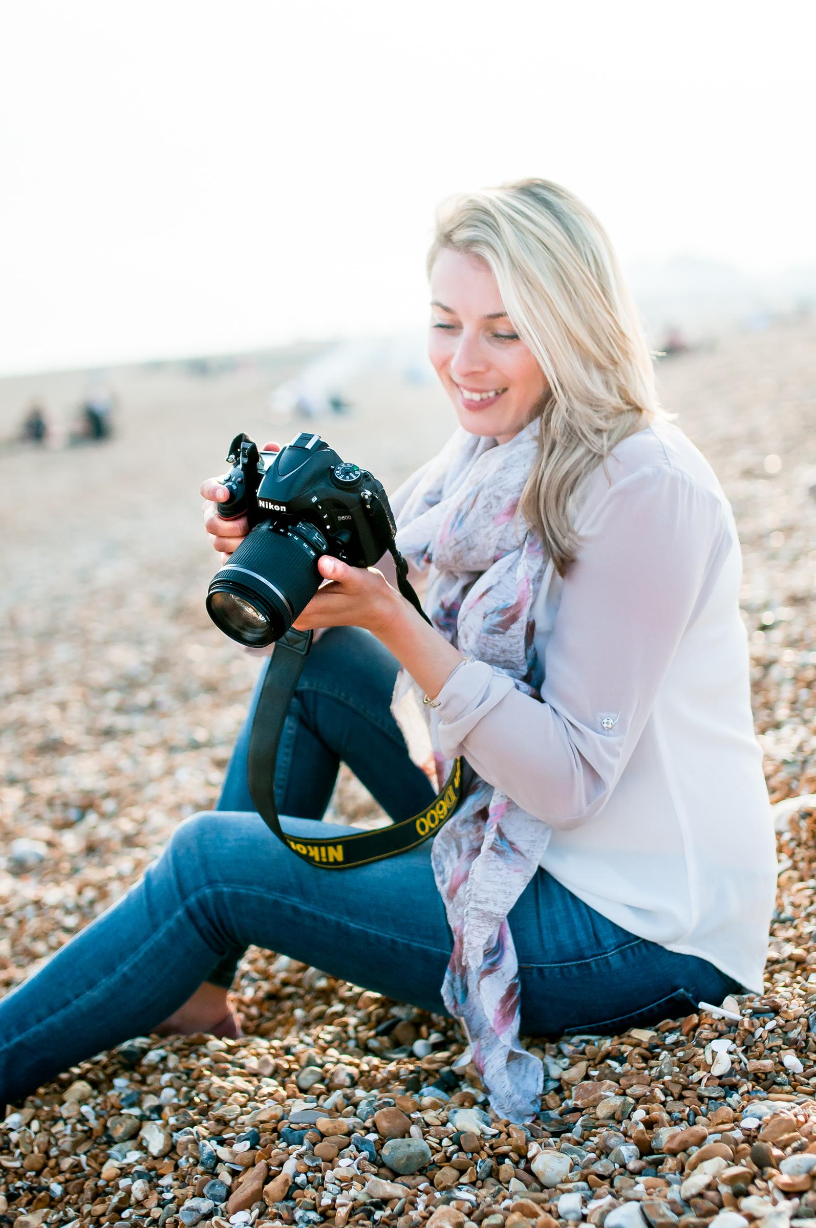 Professional Portrait Photographer based in London, Brighton, UK- Magdalena Smolarska Photography