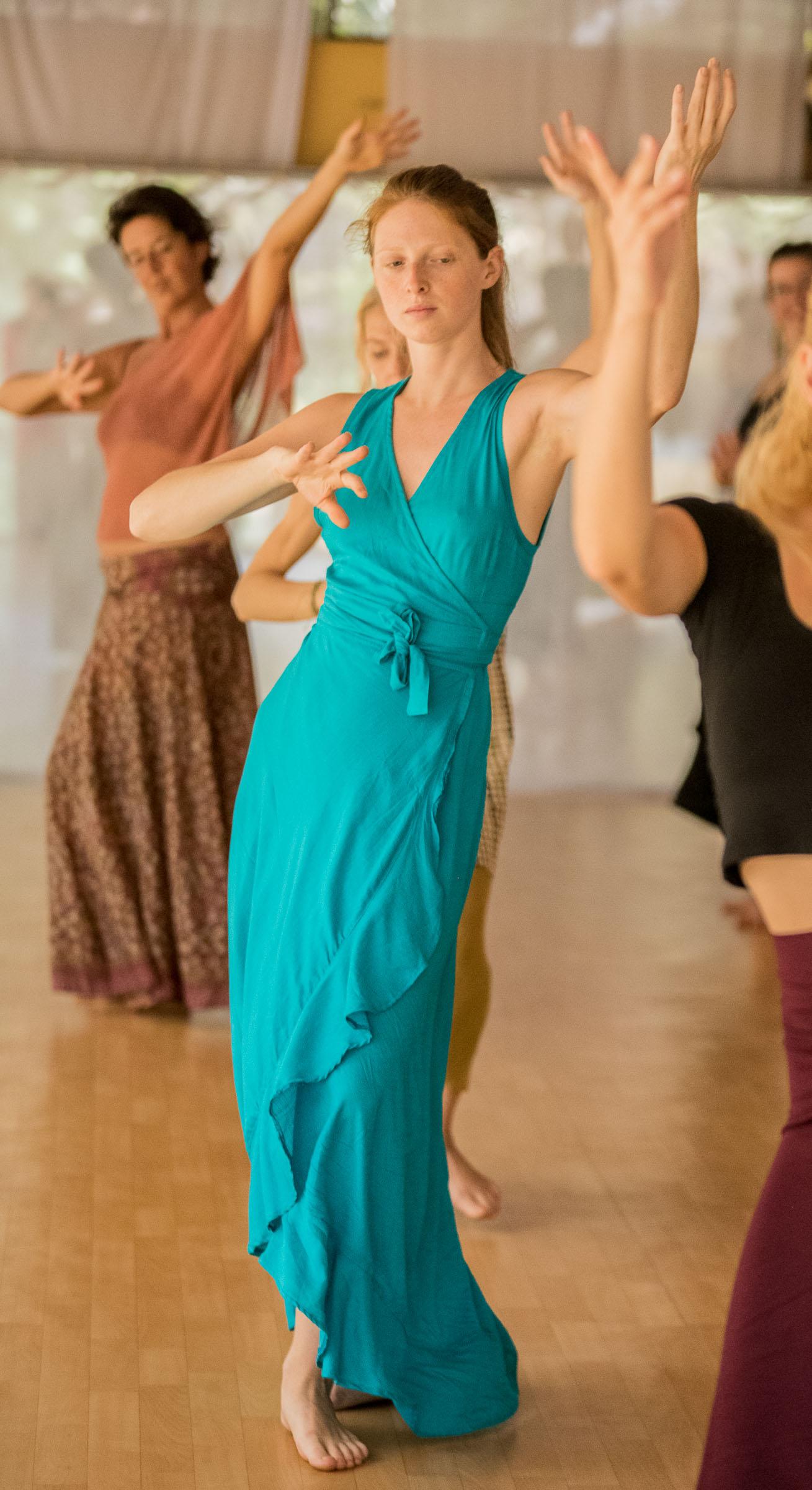 Dance Workshop & retreat with Zola Dubnikova in India