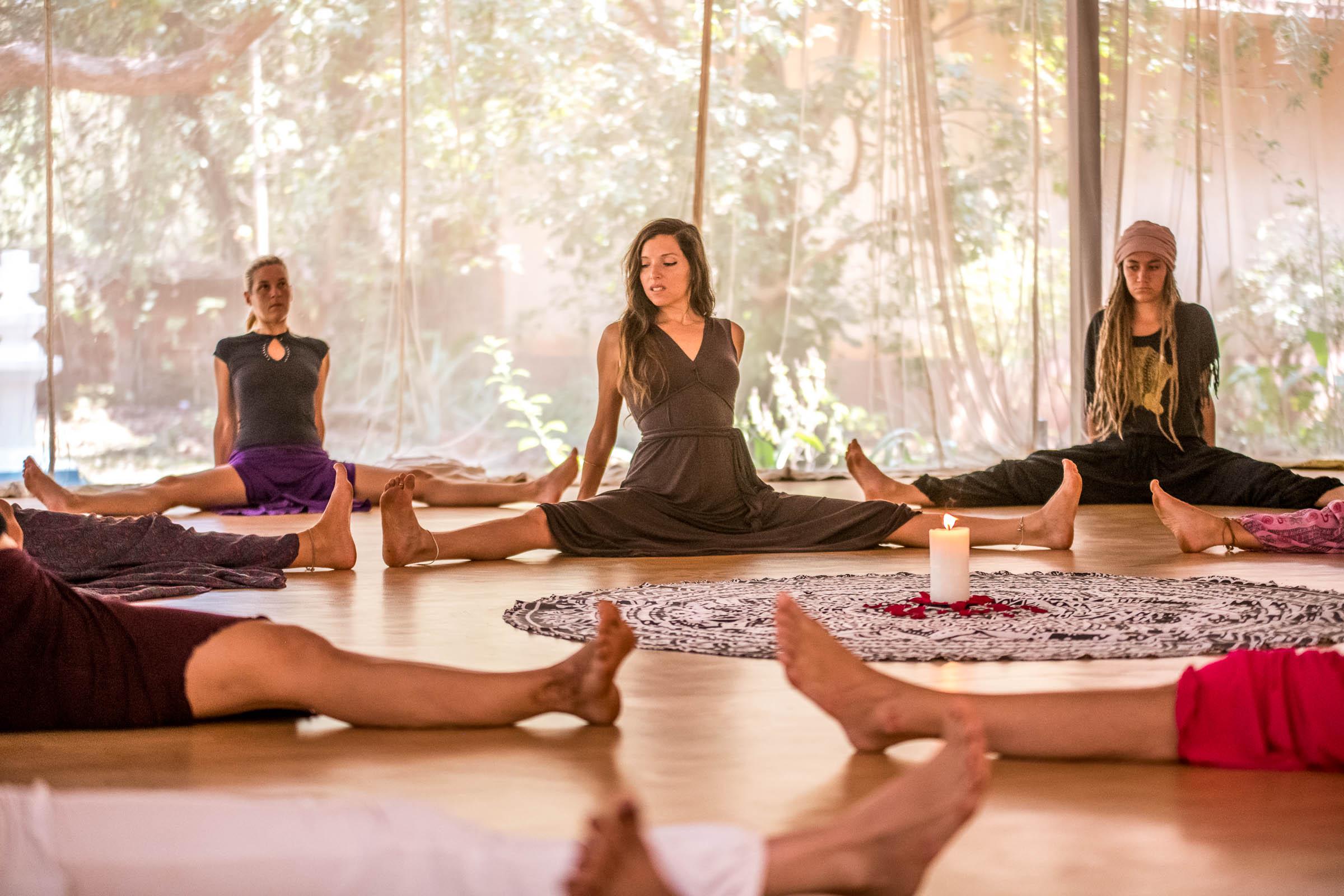 Zola Dubnikova Intense Dance Training for women only in India- Magdalena Smolarska Portrait & Retreat Photographer
