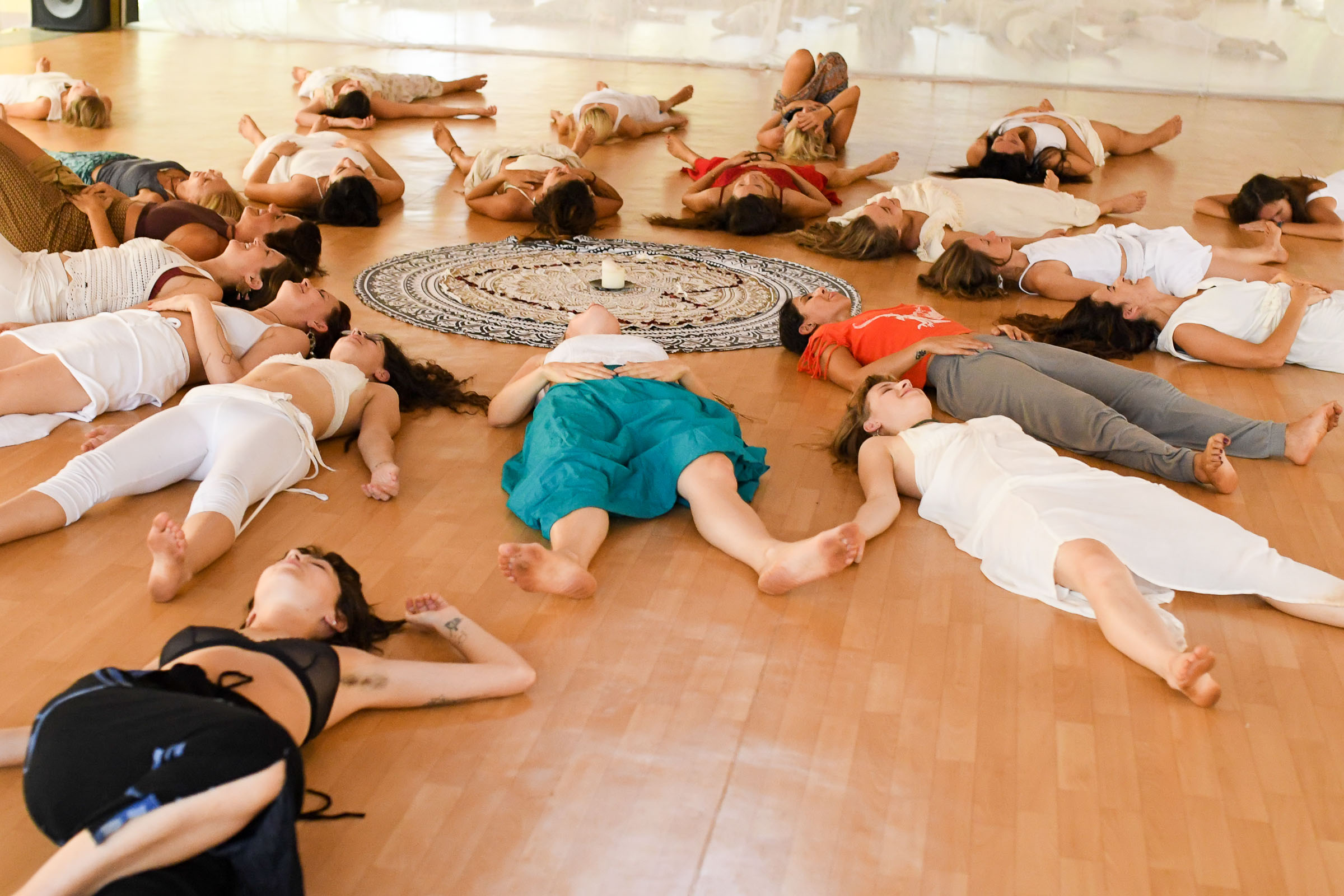 Two Months Sacred Dance Training 2019 in India w/ Zola Dubnikova - Magdalena Smolarska Photography