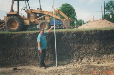 David coppedge in sanctuary dirt removal