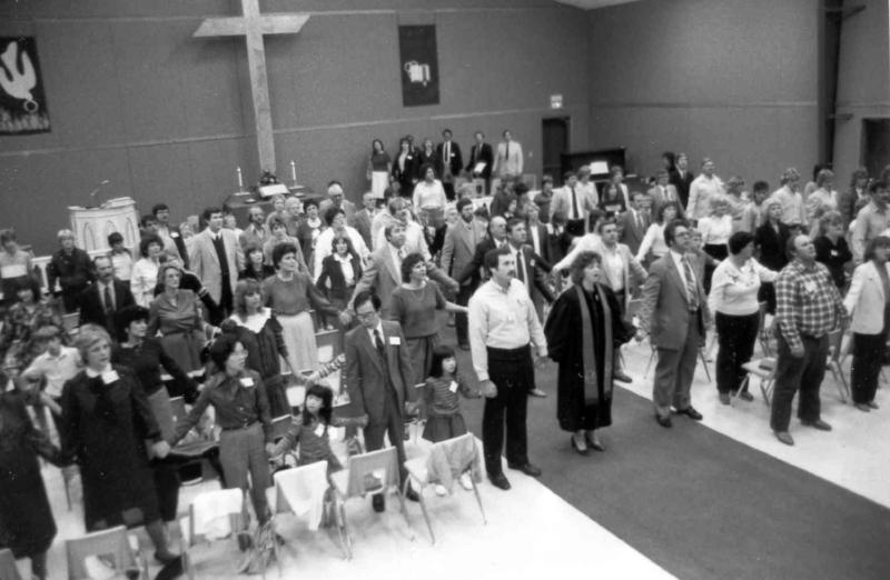 1984 Worship closing Song