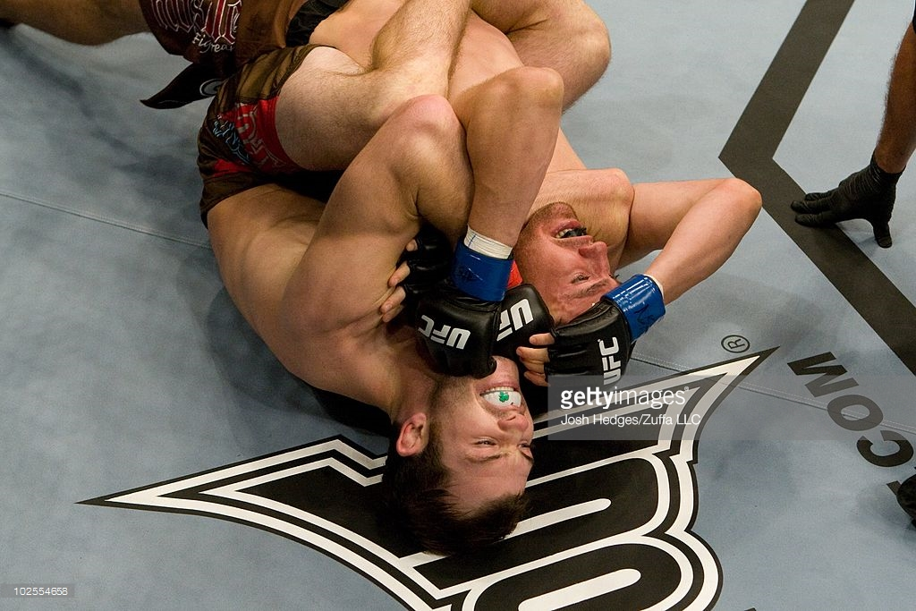 Getting choked unconscious by Shannon Gugerty... a learning opportunity like no other.