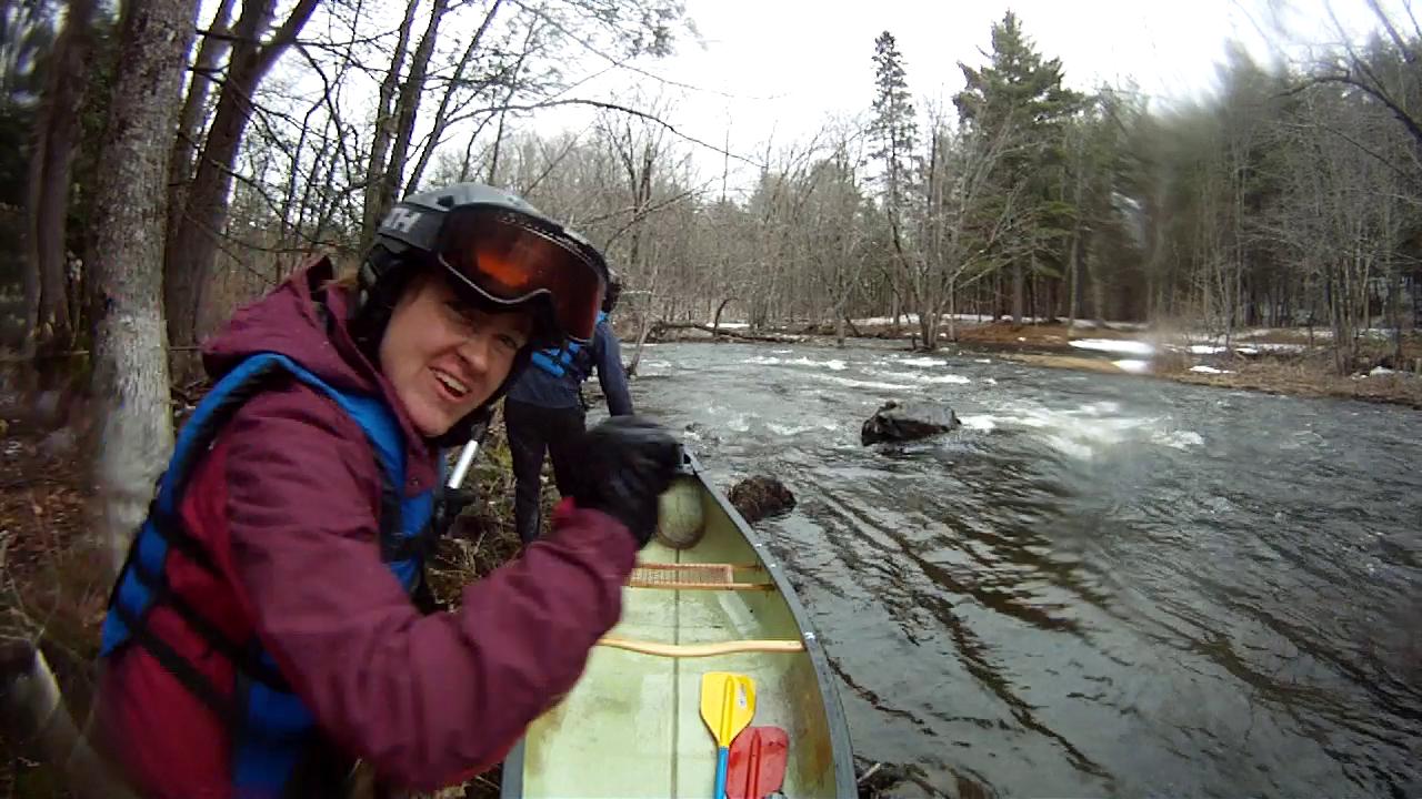Souadabscook River paddling