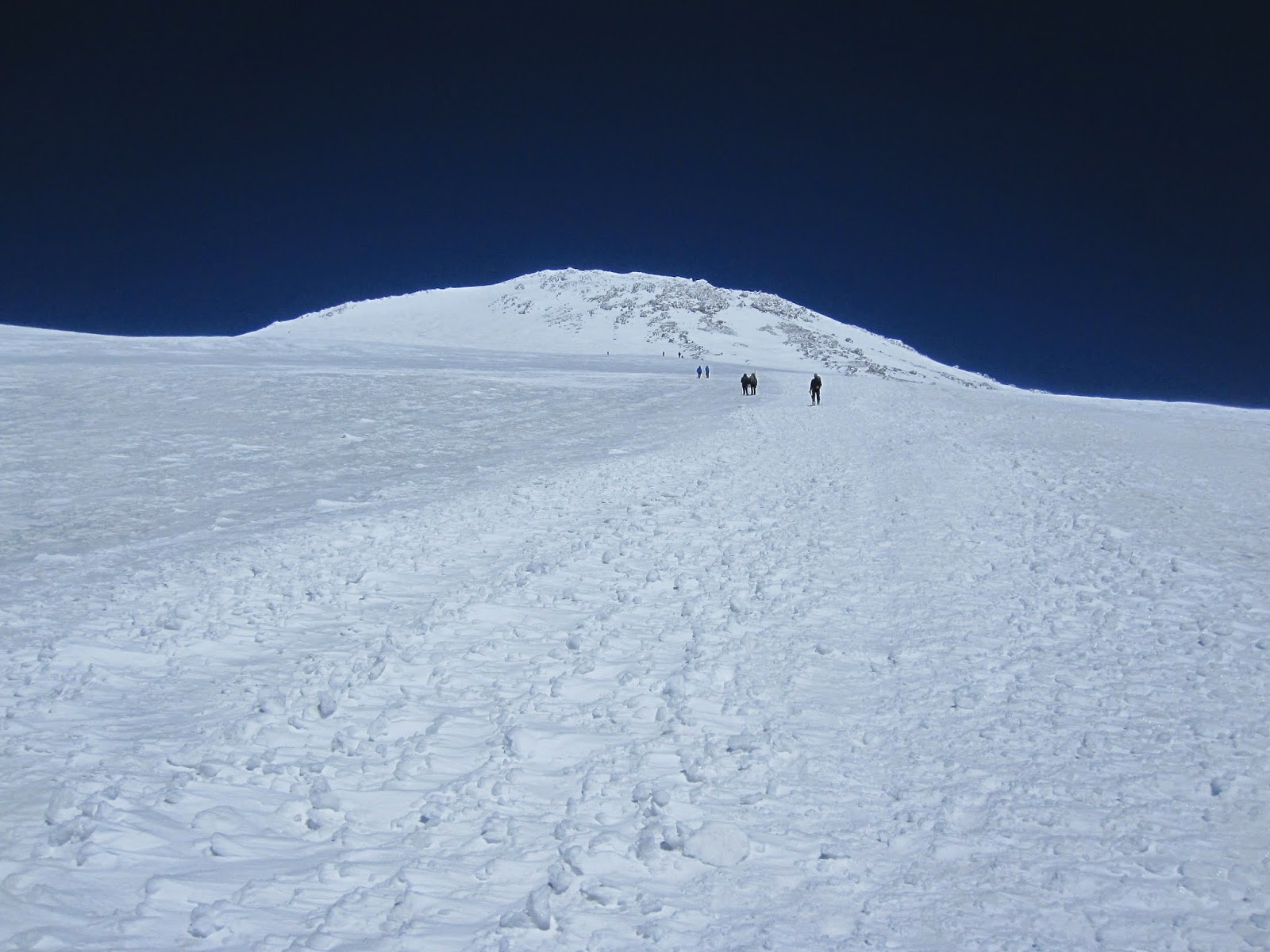 Standard South Route up Mount Elbrus