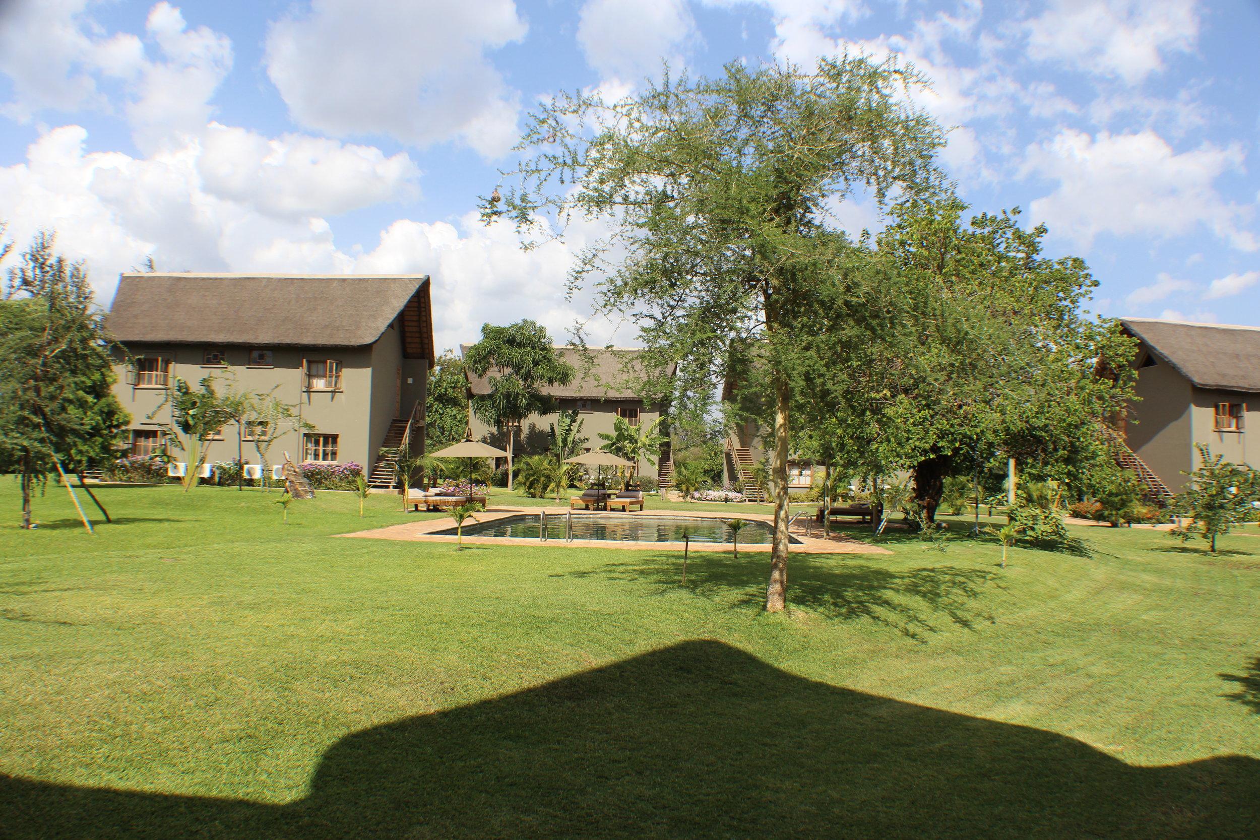 Weru Weru River Lodge