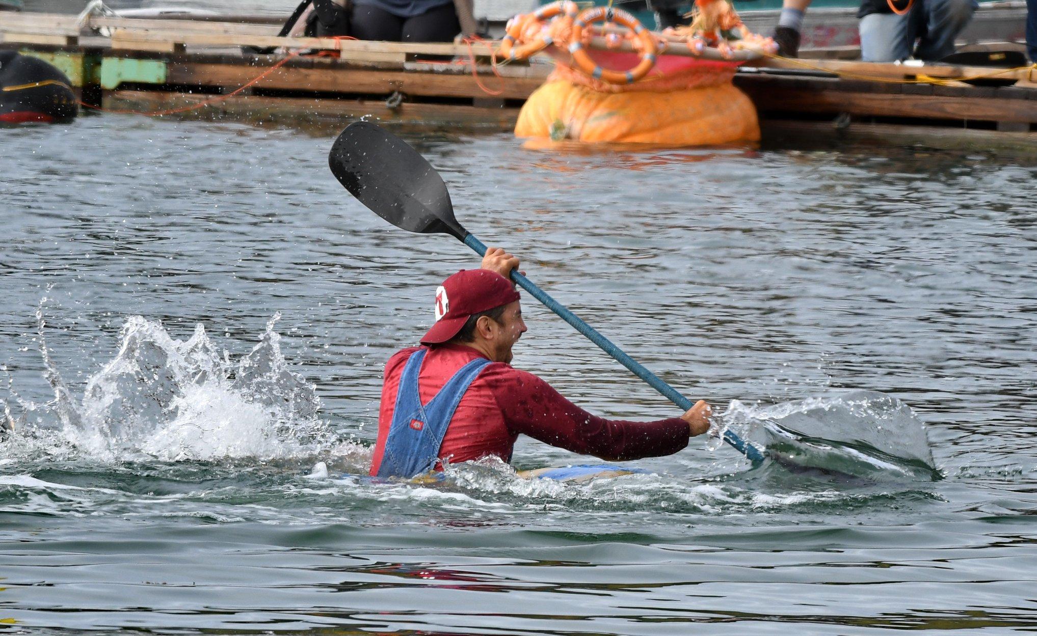 Damariscotta Pumpkin Boat Regatta