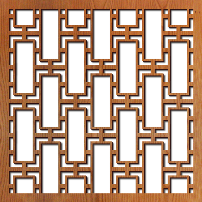 Rectangular Lattice