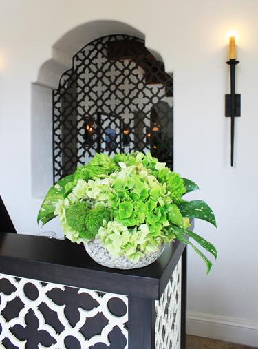 Bacara Resort, Goleta, CA - Janie Kasarjian Interiors  Swift Grille, Decorative panels - furniture