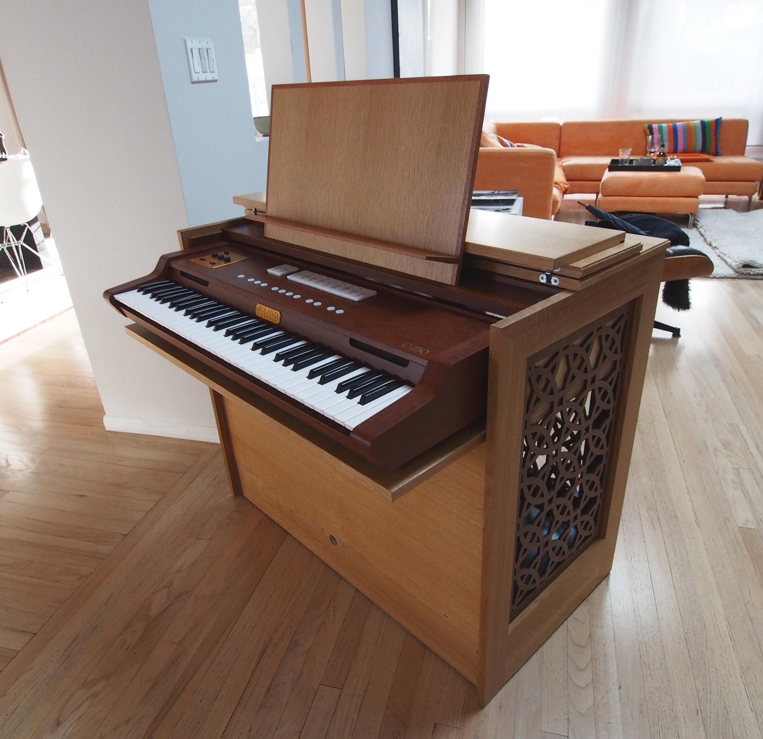 Custom cabinetry/furniture
