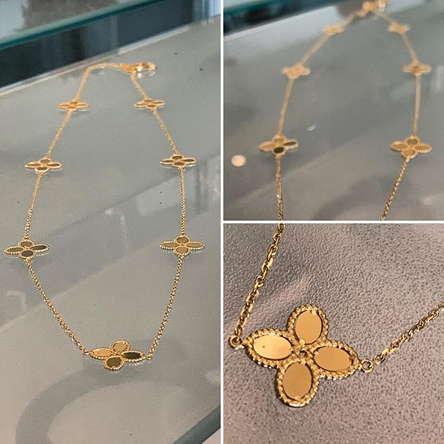 Just in....... beautiful gold necklace. Everyday is special and so are you!