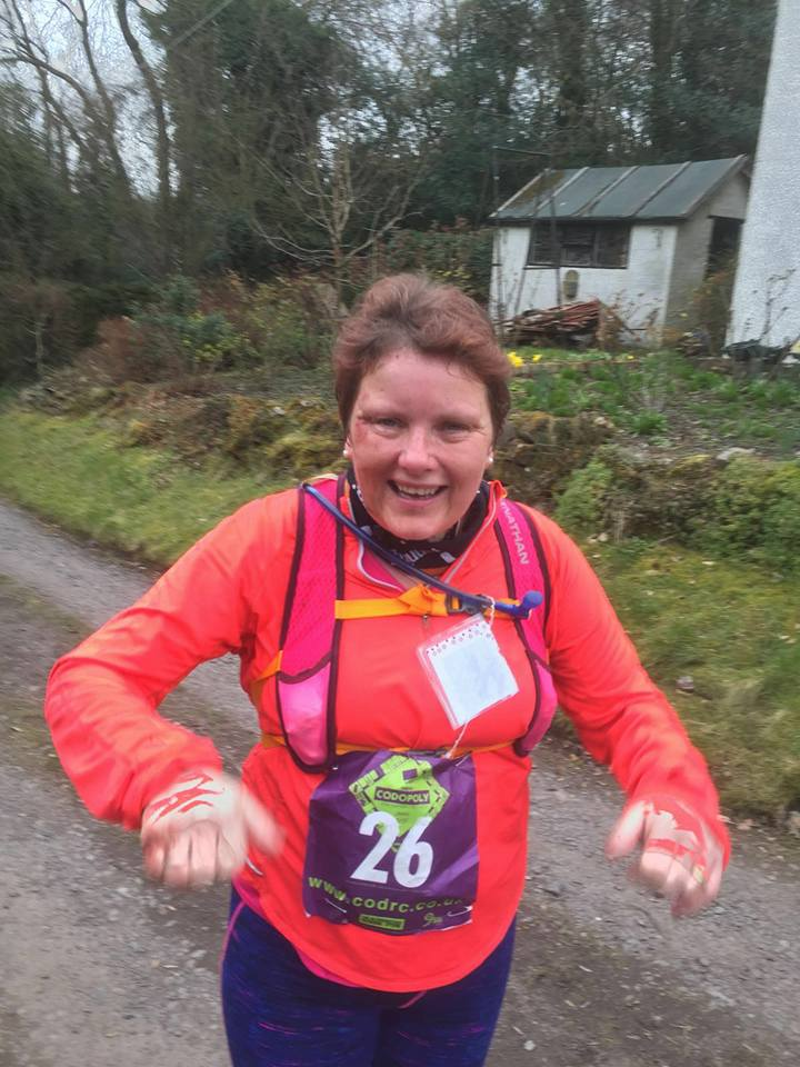 Barbara Moran - I started running years ago as I was over weight, not that I'm thin now   I have done 2 marathons, which I never in my dreams thought I'd do. I used to be in a running club in redditch, they werea friendly lot and I must admit so is evesham. It never bothered me running on my own, but since joining and making friends within the club, I prefer running with them