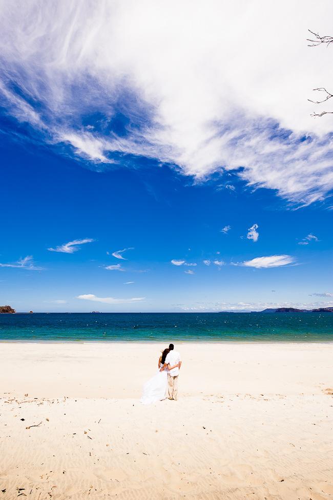 Costa Rica Beach Wedding Planner