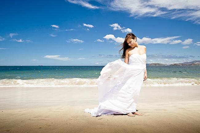 Beautiful Bride Costa Rica