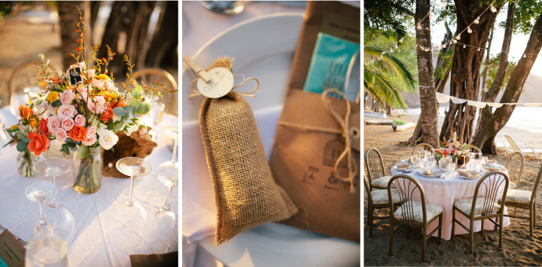 Playa Hermosa Wedding Planner