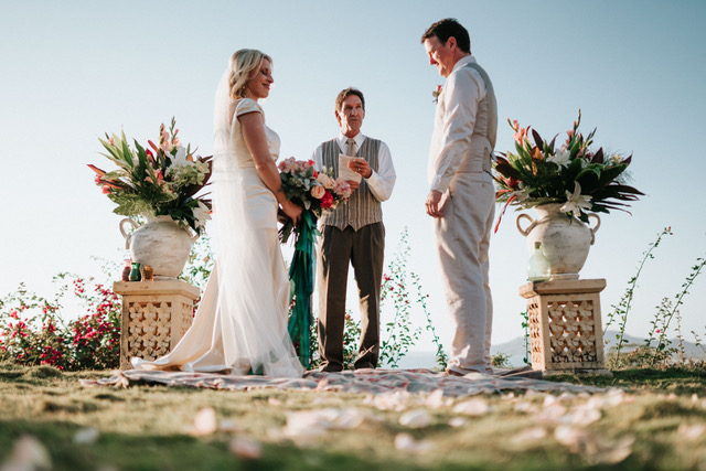 Playa Tamarindo Costa Rica Wedding Four Winds Weddings