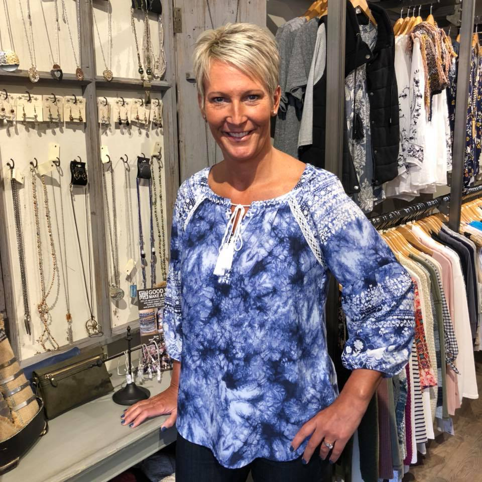 Jean Thares, Owner Mainstream Boutique of Northfield