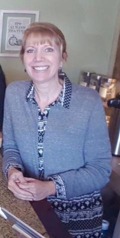 Julie Ricceri, Owner of Diana's Papillion Tea Shop