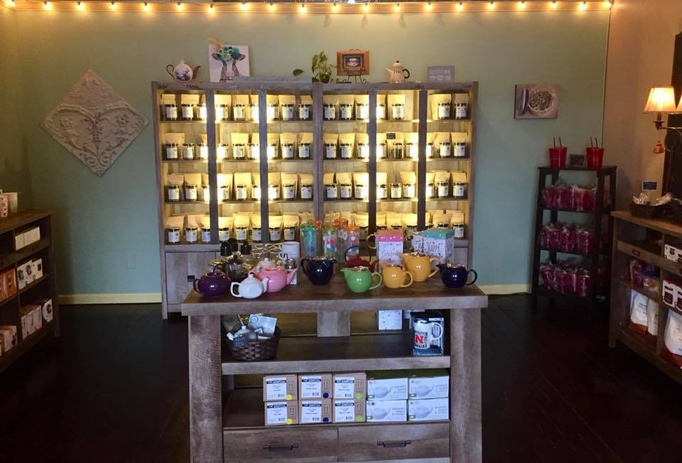 Diana's Tea Shop, Papillion, NE