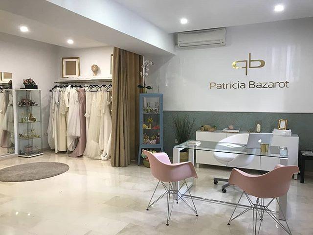 ¿Aún no conoces el nuevo atelier de @patriciabazarot en el centro de #Sevilla? 😍👗C/ Canalejas, 4 Bajo (Frente al Hotel Colón) #invitadaideal #invitadaperfecta #novia #vestidodenovia #novias2019 #invitadas #moda #diseñodemoda #atelier #modaflamenca