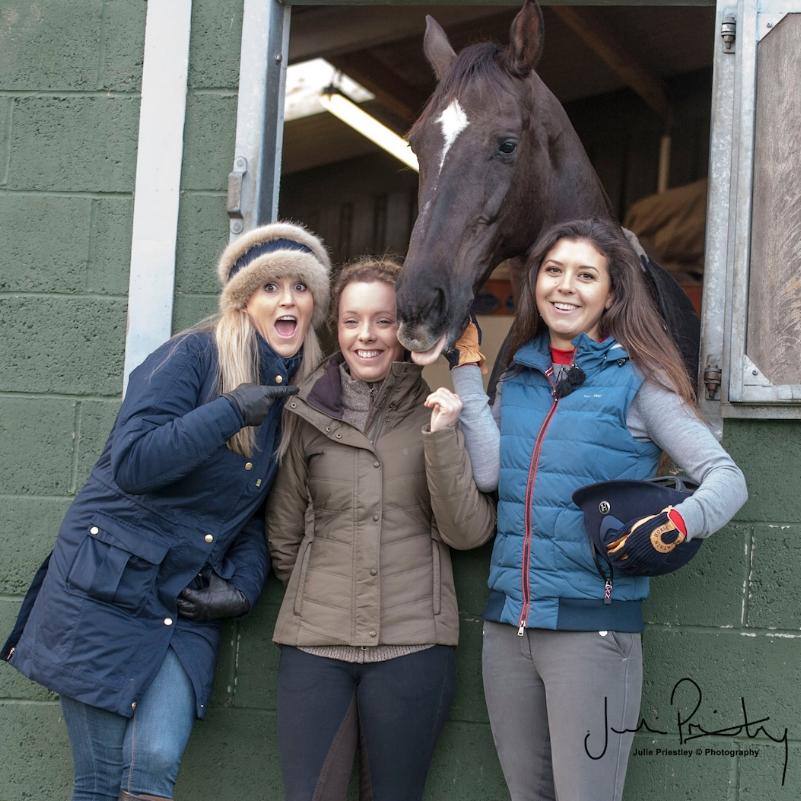 Jenny Rudall, Sophie and Rhi Lee-Jones