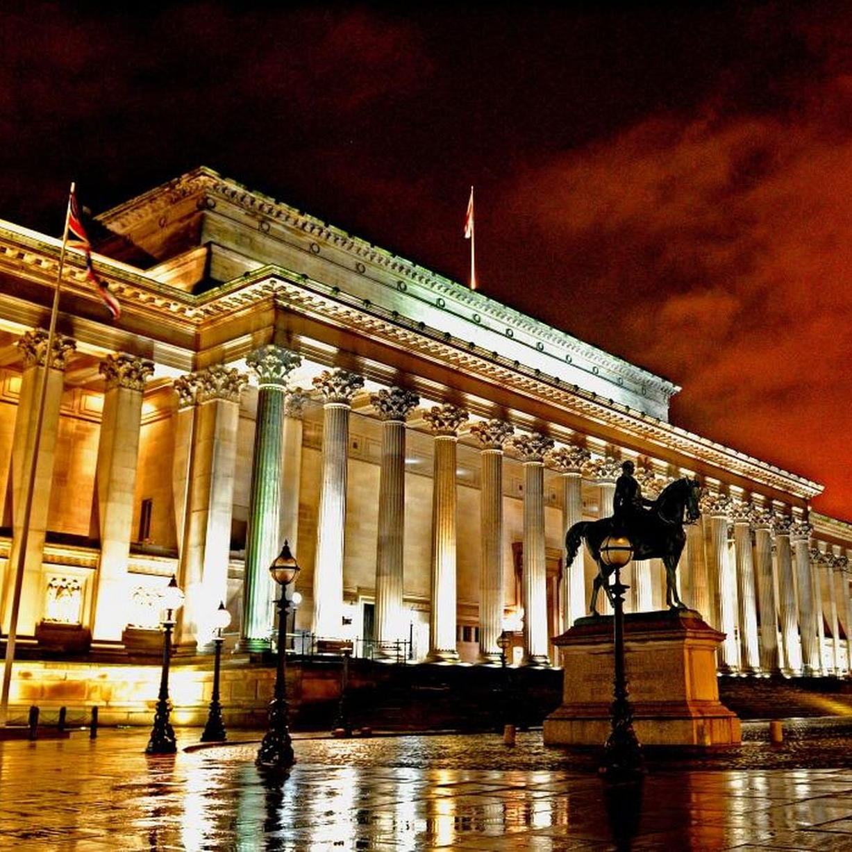 Culture - St George's Hall