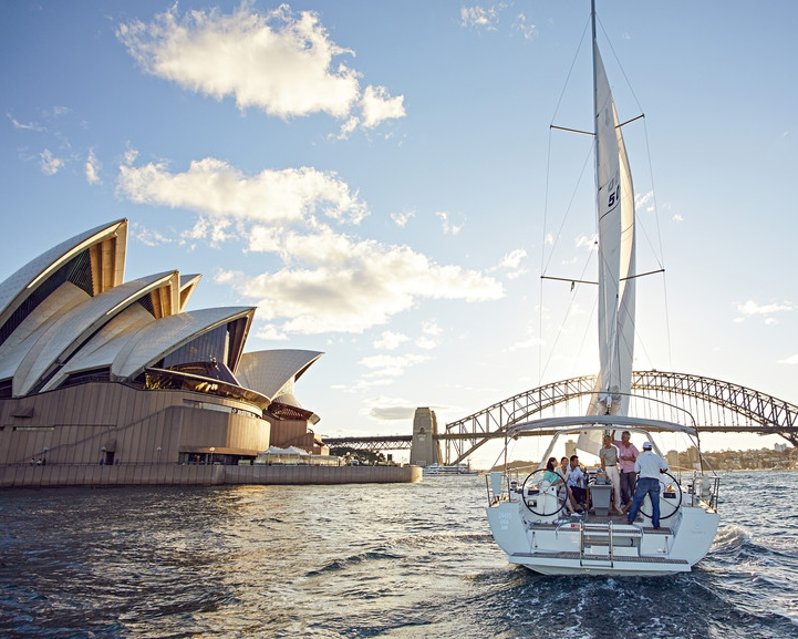 Departing from usual settings to summon openness and new insights; pushing boundaries of your comfort zone; honoring accomplishments and milestones  /  Photo courtesy of Tourism Australia