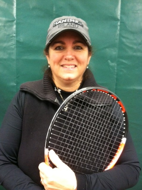 KIM FRANCIS   Kim was a nationally ranked junior and played Division I tennis for Central Connecticut State University. Kim also competes in national Mother/Daughter tournaments and 5.0 mixed doubles. Currently, Kim is Head Coach of the Glastonbury High School Boys Tennis team. She has been teaching at GTC for 20 years. She is USPTA Certified and Certified USTA Quick Start.