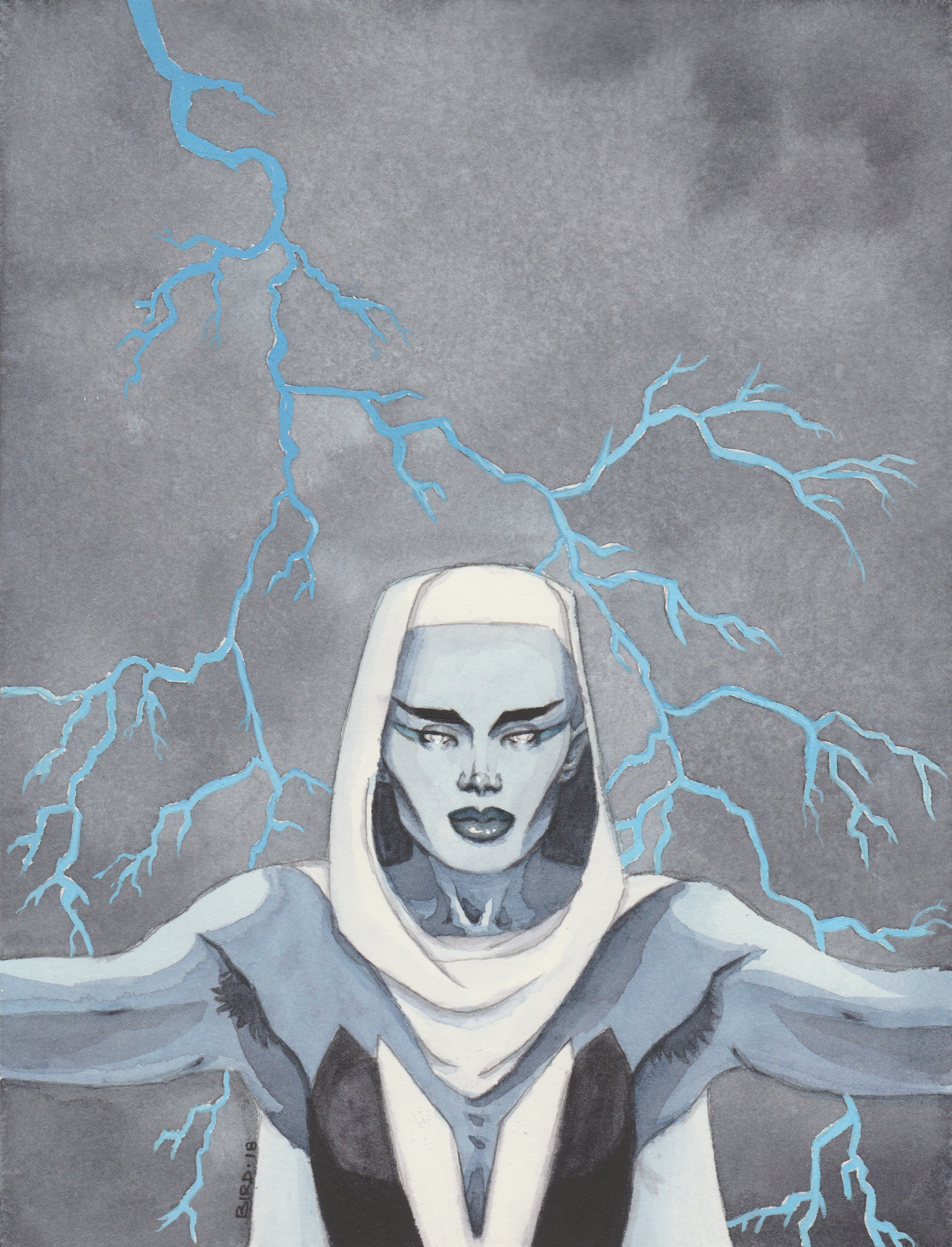 Grace Jones as Storm