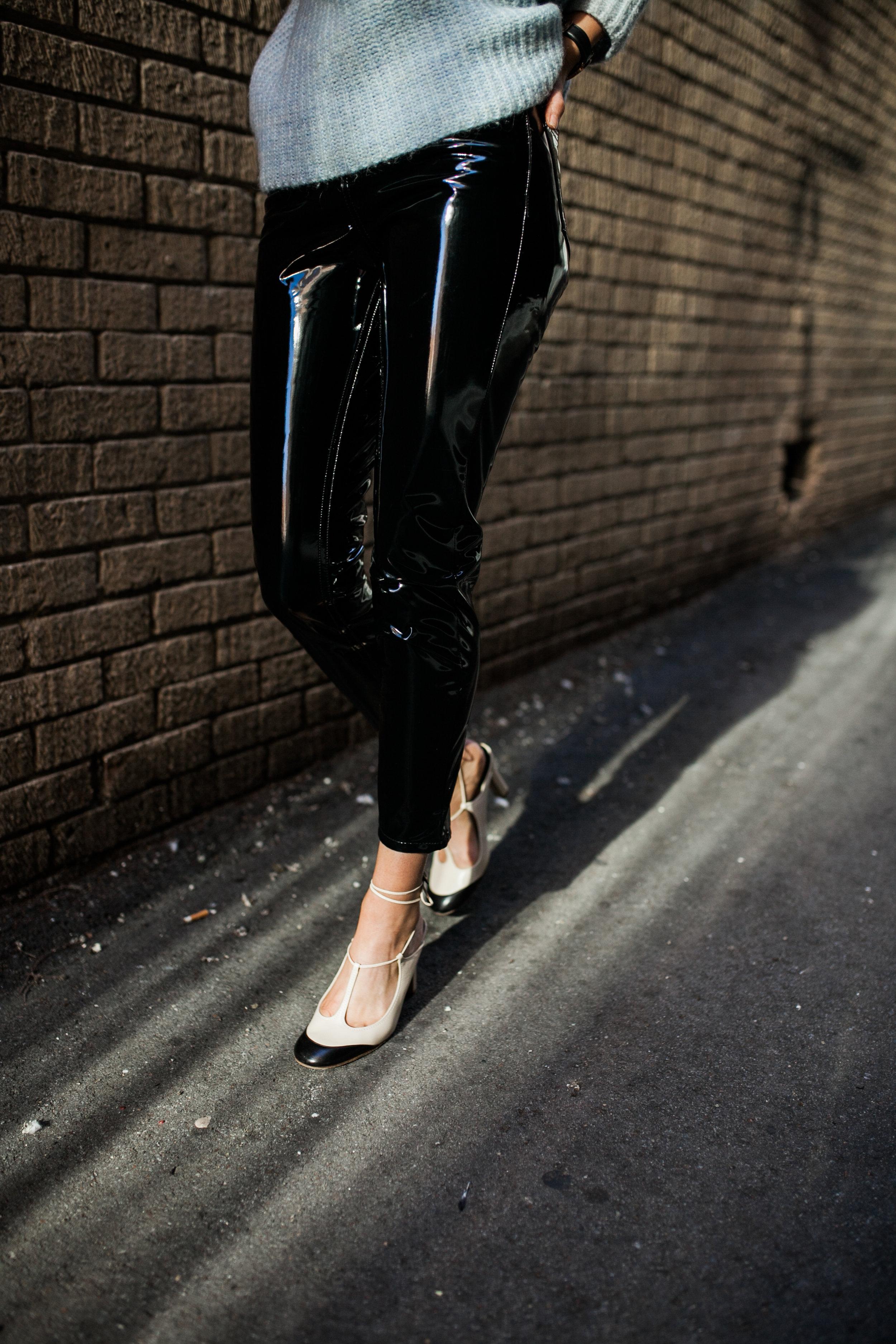 how to style black vinyl pants.jpg