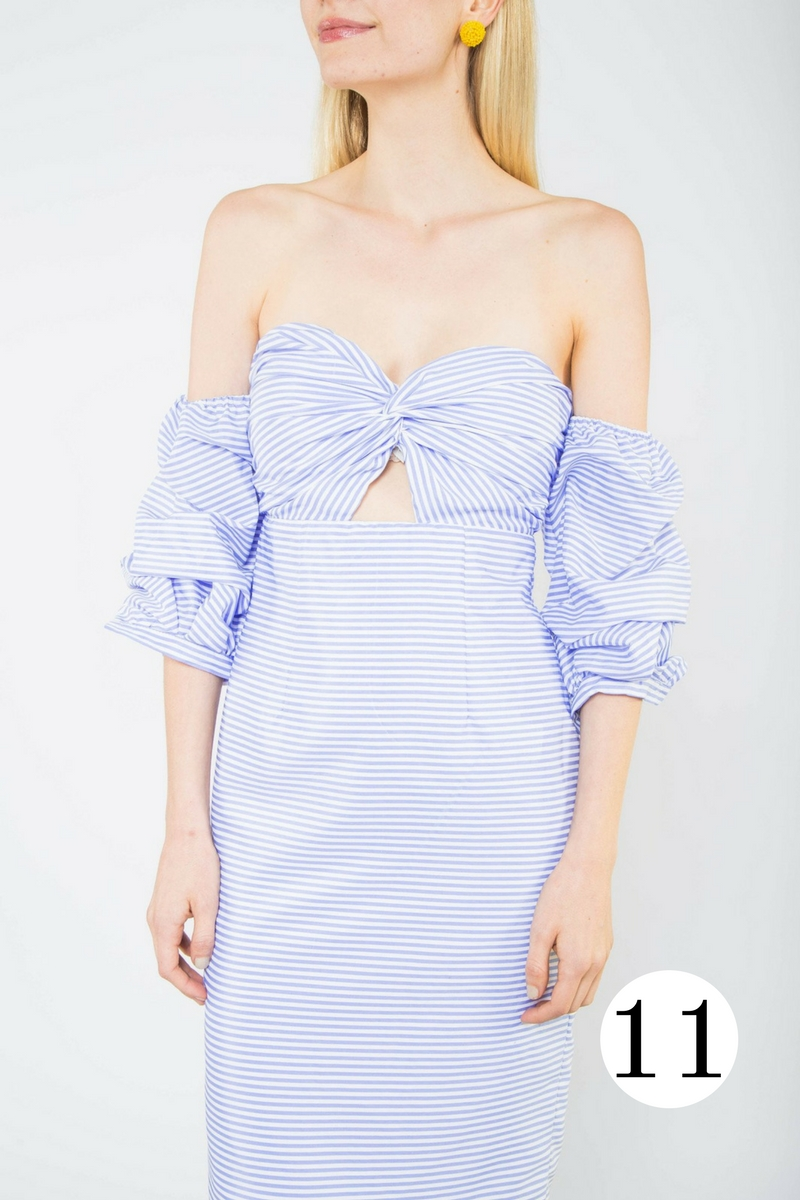 BEEHIVE BOUTIQUE THESE SLEEVES ARE FULL OF SECRETS STRIPED MIDI.jpg