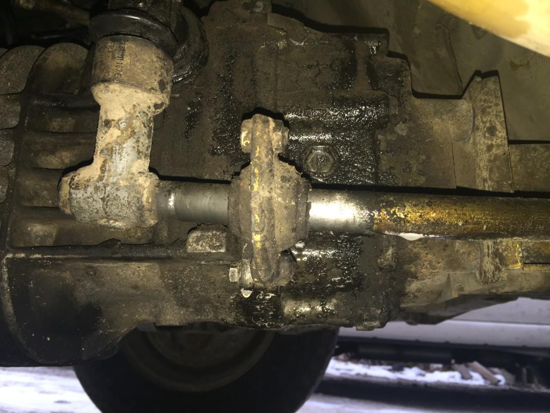 Gear Oil Change