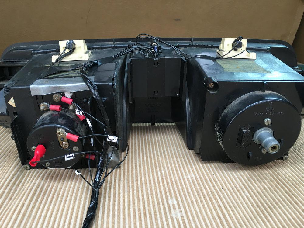 Instrument Cluster Foil Repair Kit Vanagon Org