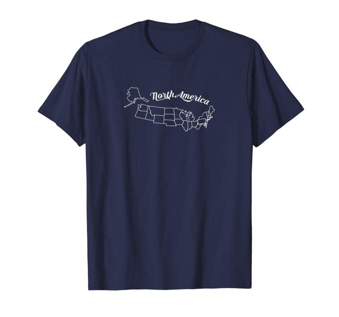 Almost North America T-Shirt