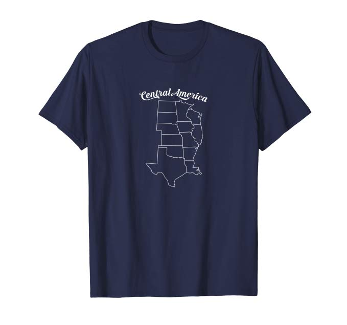 Almost Central America T-Shirt
