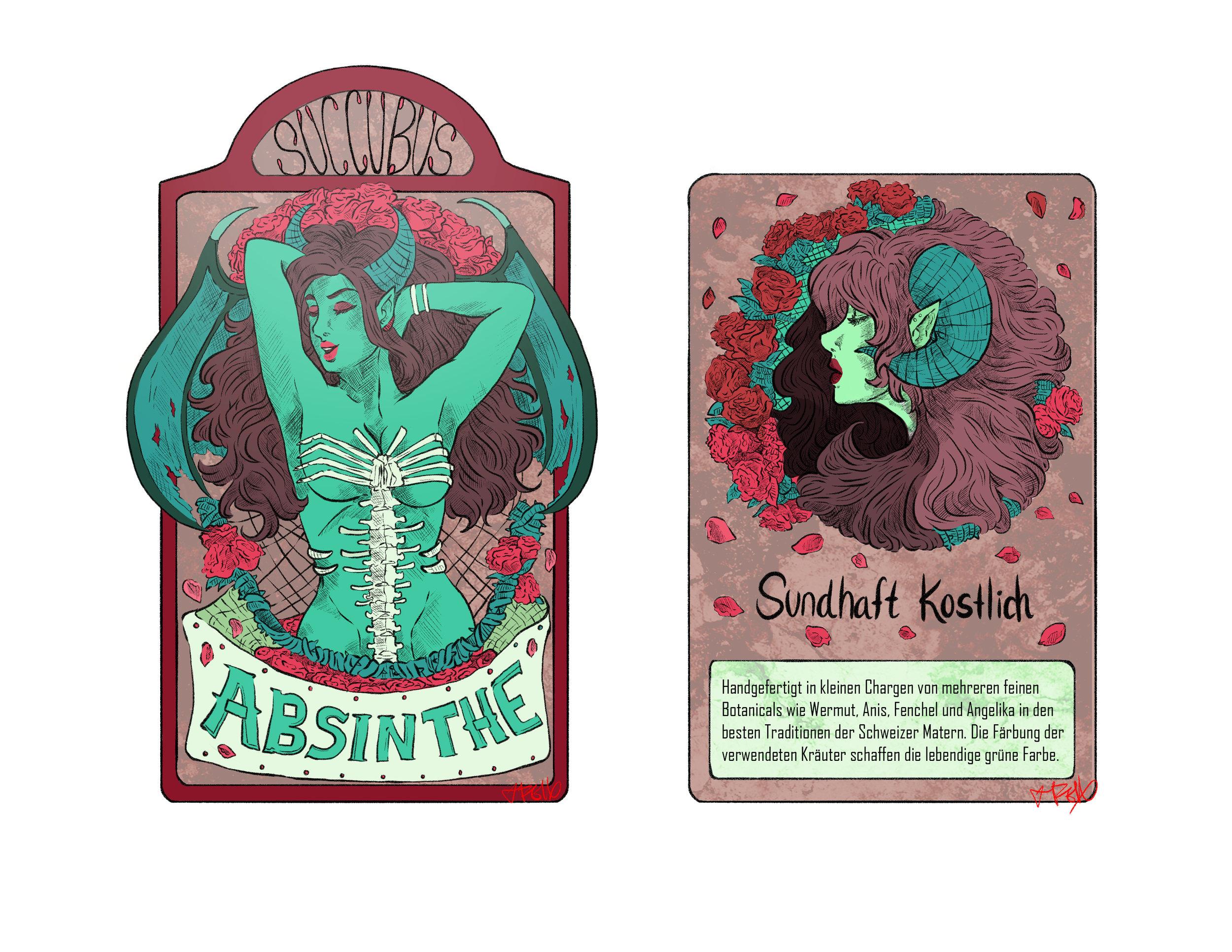 Succubus Absinthe