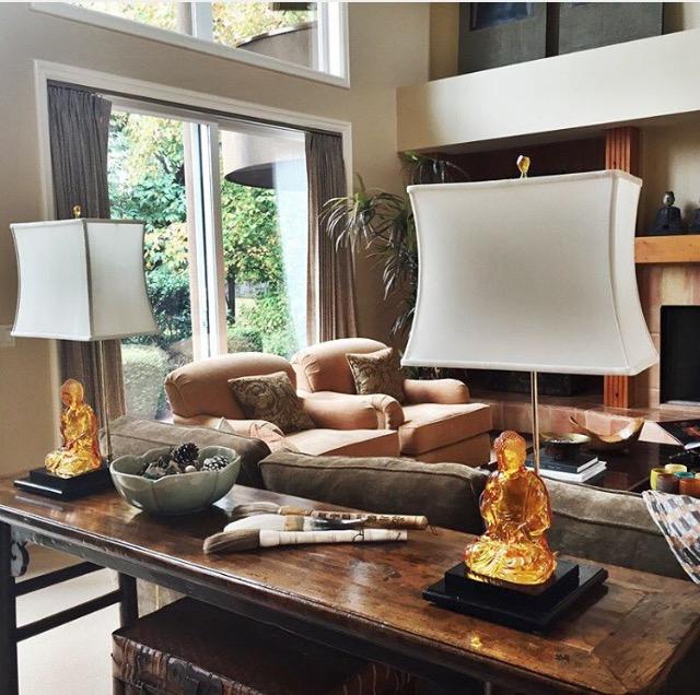 MCNALLY LIVING ROOM WITH BUDDHA LAMPS.JPG