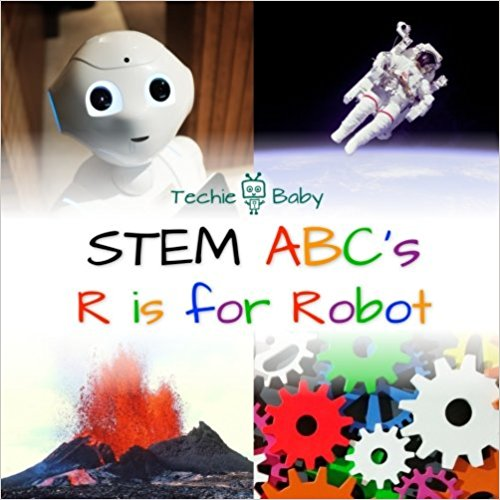 STEM ABC's is currently the #1 New Release in Children's Engineering Books on Amazon, and for the next five days 50% of profits from Amazon sales will be donated to Triangle Area Parenting Support. Even the youngest babies will enjoy the rhymes and beautiful photographs in STEM ABC's.For older children, STEM ABC's is perfect for launching discussions about a wide variety of STEM concepts, from astronauts and electricity to orbits and volcanoes.And parents can use the scientific glossary at the back of the book to provide additional easy-to-grasp information about each concept.  Support TAPS by getting your copy now at Amazon, and please share widely to help increase donations to TAPS.