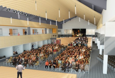 Great Hall/Forum