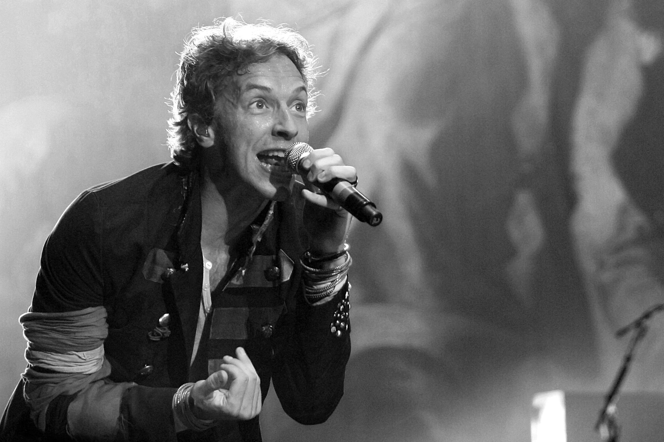 Coldplay | MGM Grand Garden Arena | Las Vegas, NV | 7/19/2008