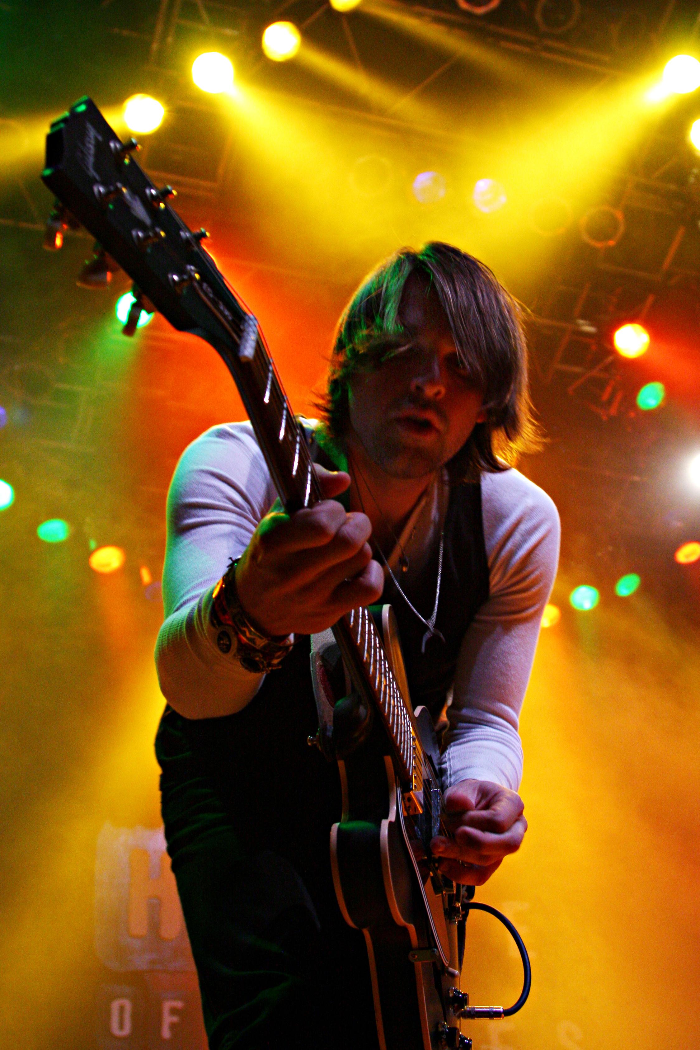 Hot Hot Heat | House Of Blues | Las Vegas, NV | 2/14/2008