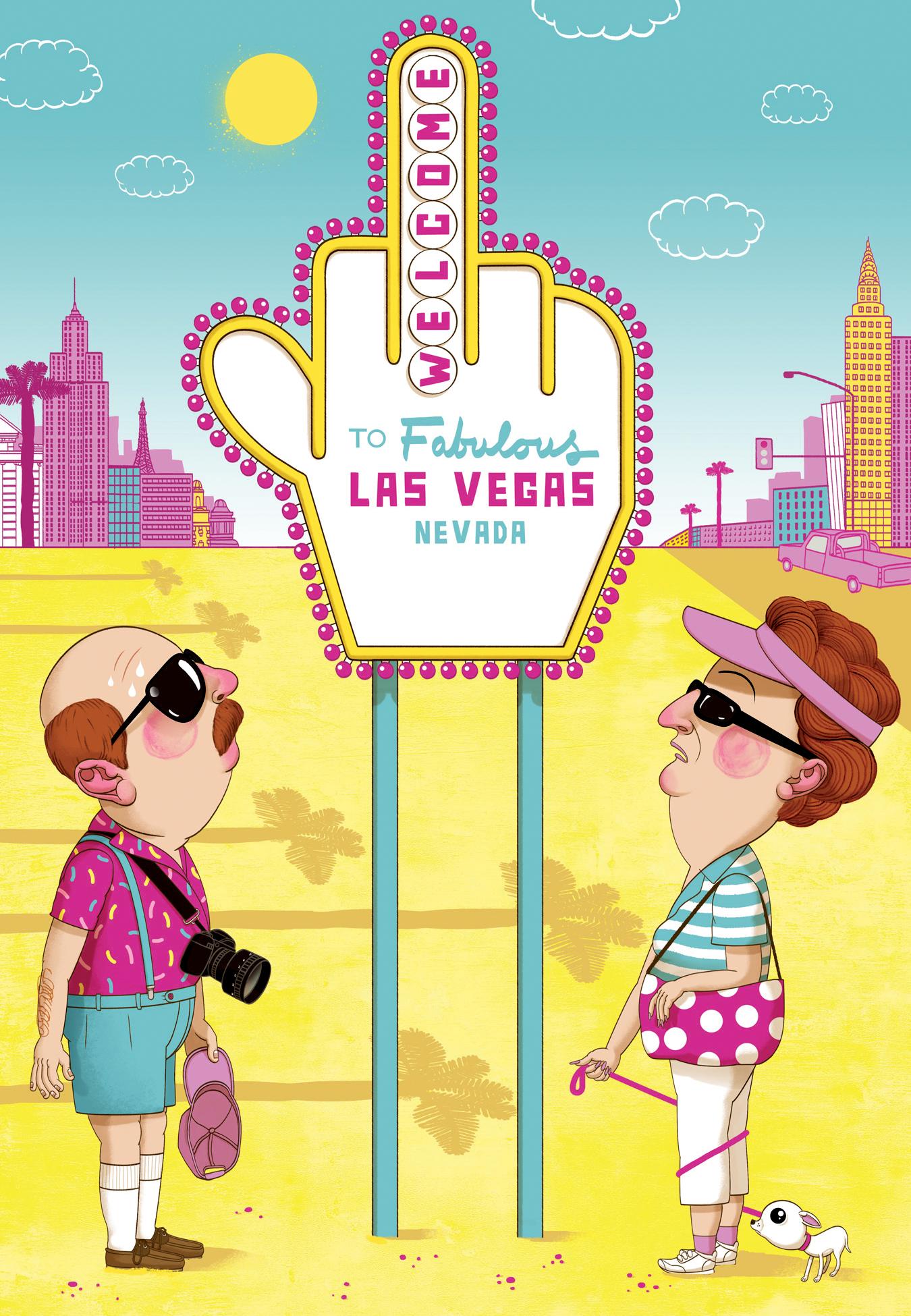 Andy Ward ,  Las Vegas Weekly , 2012