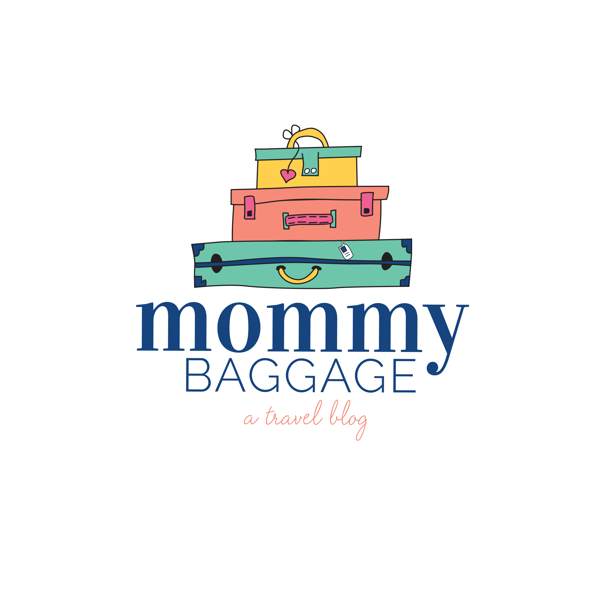 Mommy Baggage: A Travel Blog