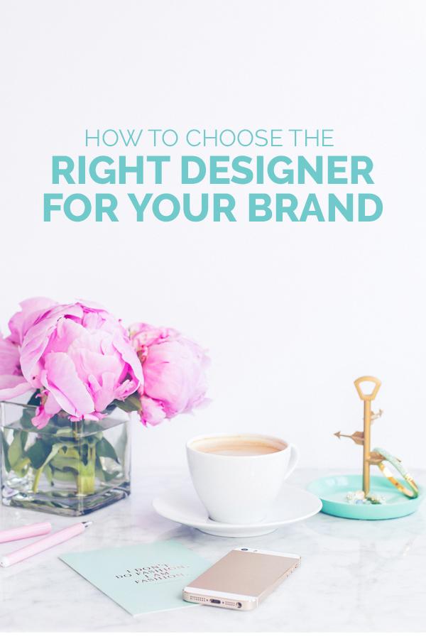 Find the Right Brand Designer