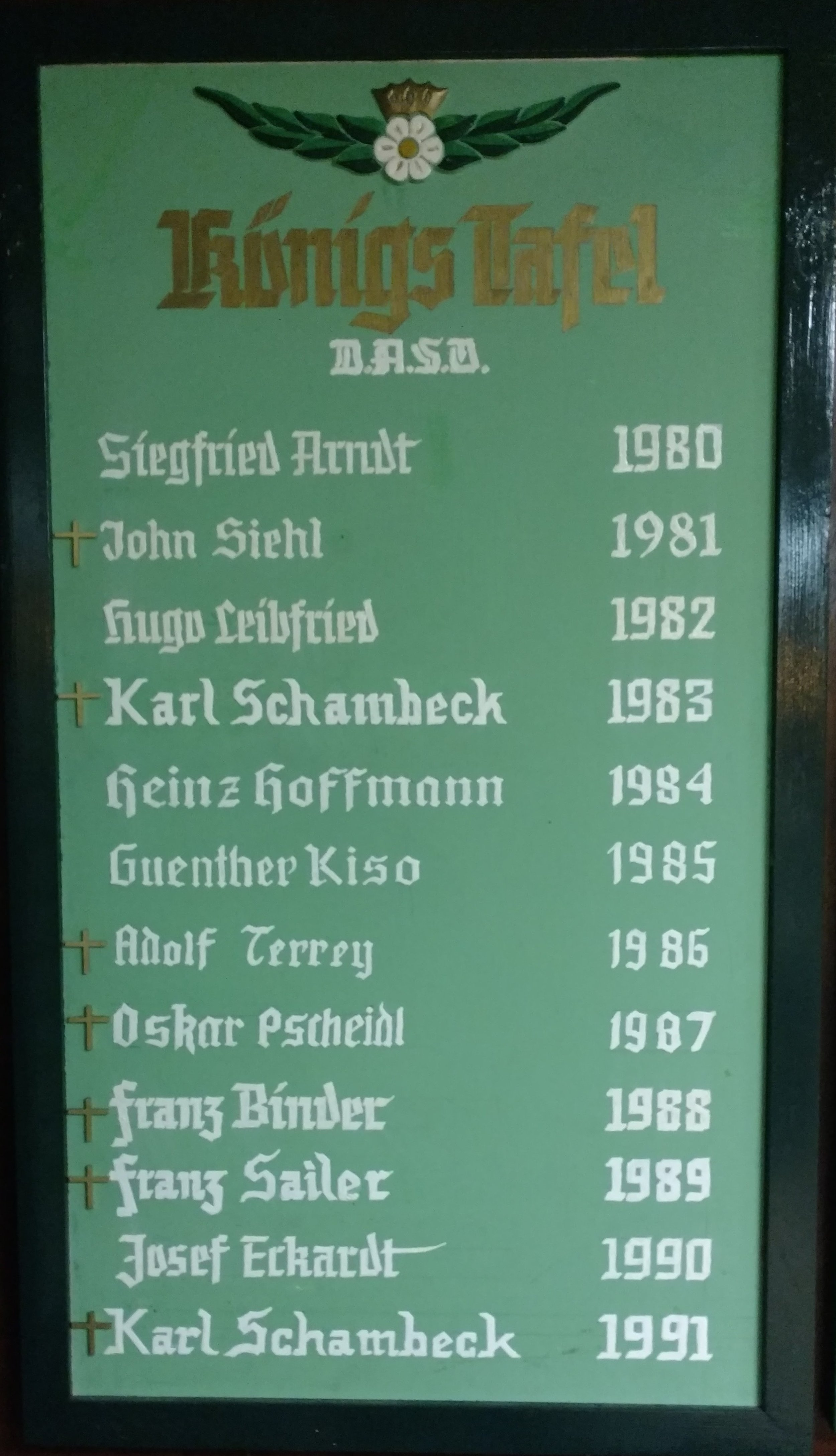 1980 - 1991