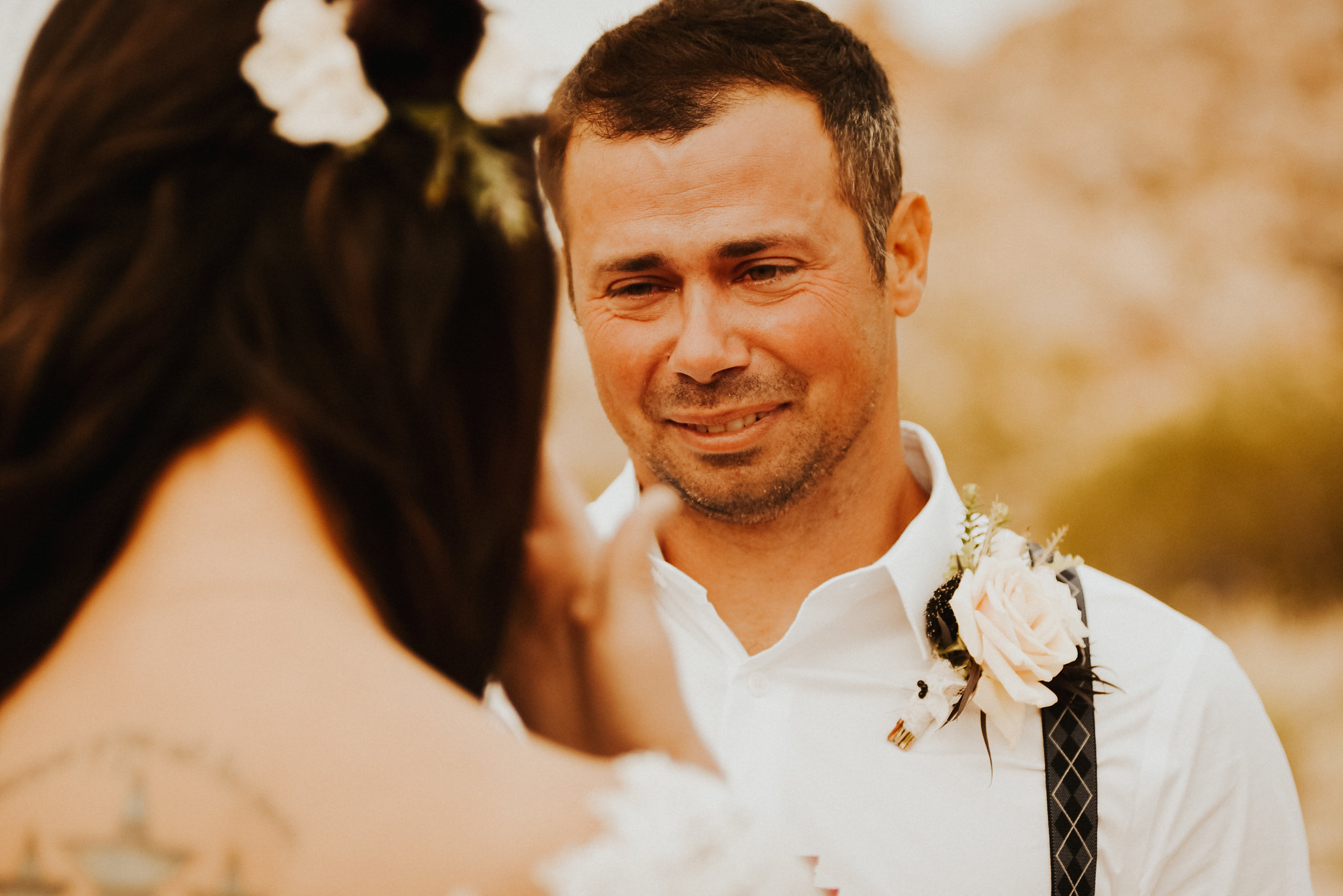 The most emotional and beautiful of ceremonies -