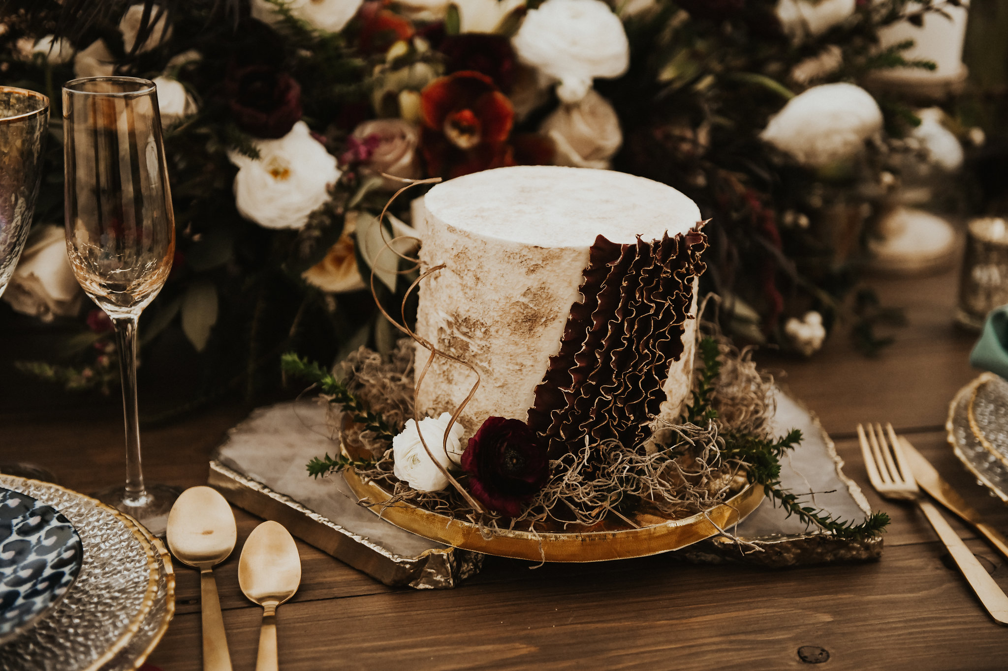 Cake for two… -