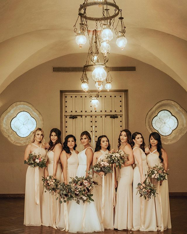 Roxanne + Scotts wedding yesterday was the thing dreams are made of, Especially this group of badass, stunning, hysterical and fun ladies! Thanks so much for letting me capture your perfect day and huge thanks to all these incredible vendors 🙌🏽 Venue @ranchobernardoinn  Coordination @iloveyoumoreevents  Florals @sugarroseflowers  Hair @jt_hairandmakeup  Dress @thebustle  My beautiful friend & Second shooter @samerica.studios . . . . . . . . #lookslikefilmweddings #weddingphotoinspiration  #belovedstories #annigrahampresets #soloverly #junebugweddings #sandiegoengagementphotographer #weddingwire #theknotweddings #thebustle #loveandwildhearts  #weddingdayready #sandiegoweddingphotographer #heyheyhellomay #ocweddingphotographer #authenticlovemag #destinationweddingphotographer #belovedweddingstories #authenticlovemag #theknotrealweddings #marthastewartweddings #wedstagram #bridalmusings #junebugweddings #weddingwire #greenweddingshoes