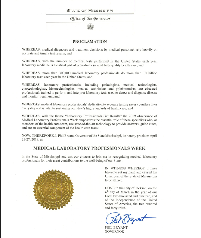 2019 Gov proclamation of Lab Week.png